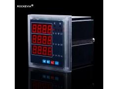 供應三相電流 電壓表 電能儀表 三相數顯電流 電壓表廠家直銷