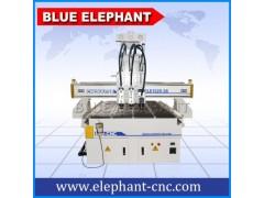 济南蓝象 供应1325 全白三工序 数控雕刻机 木工加工中心