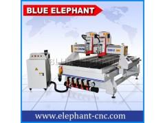 济南蓝象 工厂直销 1325 双头木工雕刻机 数控雕刻机