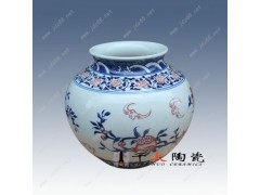 景德鎮高檔陶瓷花瓶 居家擺件 博古架擺件古典中式