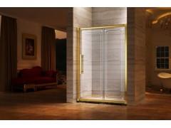 钢化玻璃隔断淋浴房,卡瑞淋浴房便宜,美观,耐用