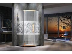 弧形淋浴房_簡易淋浴房—卡瑞值得信賴的淋浴房品牌