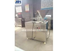 腸類加工液壓灌裝機 50型液壓灌腸機 不銹鋼灌腸機