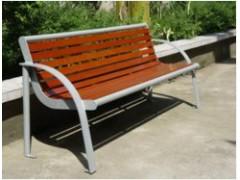 定制广场椅  公园休闲椅 木质长椅 园林椅