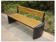 福建公园椅 景区椅 用防腐木木制休闲椅座椅