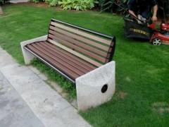 上好材料的鋼木休閑椅子、低價批發鑄鐵公園椅