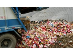 青浦区过期食品饮料销毁,嘉定环保食品销毁有几家