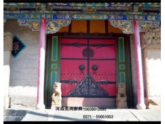 鄭州美尚專業定做大型門窗