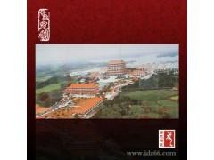 大型生产陶瓷壁厂家 企业宣传文化墙画面