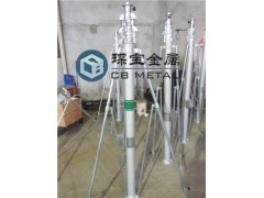 厂家直销BLZ-016避雷针升降杆 价格实惠 可定制
