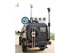 琛宝CZ-040车载升降杆 厂家直销 价格实惠 可定制
