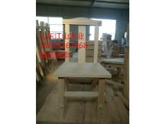 山东厂家供应实木桌椅碳化木桌椅