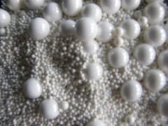 锆铝复合球