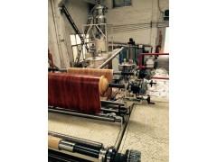 石塑地板生產設備創新技術