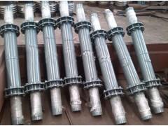 套筒式补偿器分单向型和双向型补偿结构