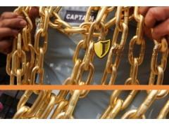 兴杰生产防爆油库锁链链条阀门锁链链条卷帘门链条