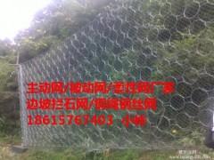 西昌RX050RX75被动防护网(专业定制|护坡专用)