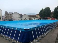 环岛体育移动支架水池
