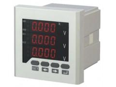 HD-3AV三相數顯電壓表/三相電壓表/數顯三相電壓表