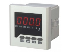 HD-AA21数显电流表/单相交流电流表/单相数显电流表