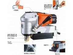 供应 卧式磁力钻PMD3530,特强劲钻孔机,钢板钻