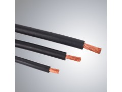 YH10-95平方電力電纜國標銅芯導體電焊機專用焊把線