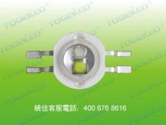 好的大功率雙色溫LED燈珠由東莞地區提供  |廣州LED燈珠