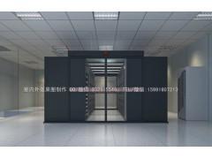 開封效果圖制作|三維機房效果圖設計|拼接屏