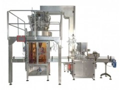 易拉罐灌装封口生产线荣登郑州食材展优质设备