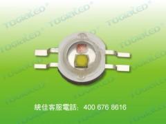 廠家推薦LED燈珠,品質好的大功率雙色溫LED燈珠大量供應