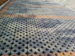 護坡磚廠|德州專業的德州上崗植草磚廠是哪家