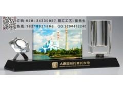 广州水晶纪念礼品制作,商务办公摆件礼品定制