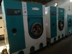 济南二手100公斤脱水机15公斤多妮士干洗机低价出售