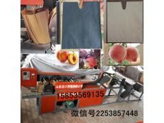 全自動V型口桃子果袋機,映霜紅蜜桃果袋機