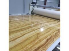 LVT地板卷材生產線機械設備