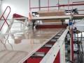 PVC石塑地板機械新技術