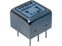 优?#24066;?#23610;寸插针式PCB板直流电源滤波器US202-3P