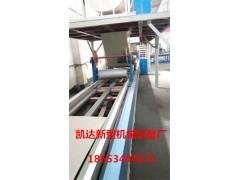 外墙匀质保温板全套设备特点匀质聚苯板设备全过程详细介绍