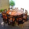 ?#27927;?#26408;家具餐桌会议桌户外阳台?#30340;?#22278;餐桌厂家直销