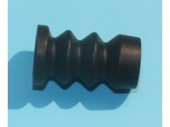 订做液态射出密封圈 波纹套 5度液体汽车防水垫低硬度硅胶配件