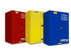 实力工厂专业定制化学品防爆柜实验台危险易燃品存储柜