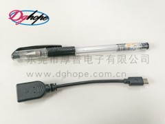 厚普USB OTG Cable安卓手机数据线