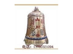 铜钟铸造_河北博创铜雕