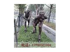 人物雕塑制作_河北博创雕塑公司供应人物雕塑