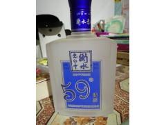 2012年衡水老白干59度清冽酒老酒