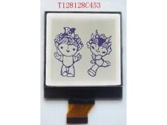 2.4寸單色LCD液晶顯示屏128128圖形點陣,
