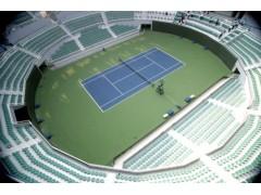 大連市丙烯酸網球場、籃球場、排球場輪滑場地專業施工公司