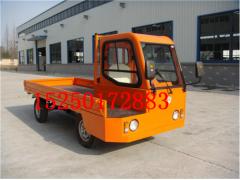 电瓶拖车_1-5吨蓄电池牵引拖车_咸宁电动载货车