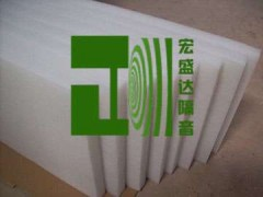 青岛装修隔音棉 宾馆客房隔音材料 环保聚酯纤维隔音棉