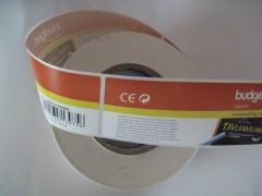 卷筒不干胶标签 定制设计 厂家直销